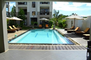 Grand Bay Suites Mauritius studios swimming pool