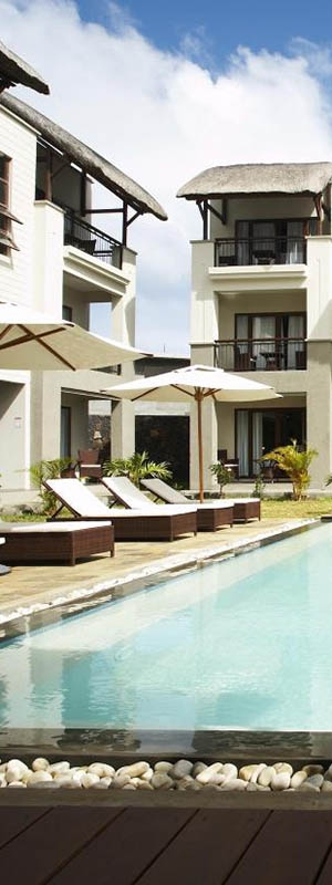 Grand Bay Suites Mauritius - Pool